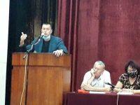 Депутатът Стефан Бурджев бе гост на Отчетно-изборна конференция на БСП в община Долна Митрополия