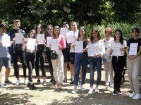 Пореден успех на ПГПЧЕ – Плевен на изпита за немска езикова диплома В2/С1