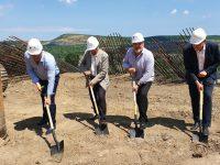 Започва укрепването на свлачището в Червен бряг