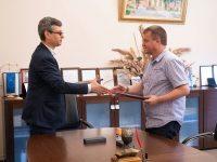 "МУ-Плевен и НУ ""Христо Ботев"" подписаха договор за сътрудничество"