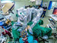 Иновативни робот-асистирани операции бяха извършени с високотехнологична апаратура по проект на МУ-Плевен