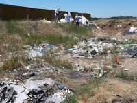 Прокуратурата с информация за откритите край Червен бряг и Рупци отпадъци /снимки/