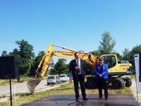Започна ремонтът на близо 9 км от път Гулянци – Долна Митрополия, инвестицията е за над 6,4 млн. лв.