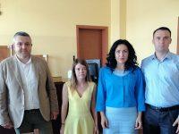 Трима прокурори встъпиха в длъжност в РП – Плевен, младши следовател е назначен в Окръжен следствен отдел при ОП