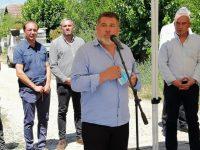 Пламен Тачев и кметът Цветан Костадинов стартираха мащабен проект за ремонт на 15 400 м улична мрежа в община Червен бряг
