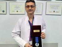 Проф. д-р Славчо Томов е преизбран за член на УС на Съвета на ректорите на висшите училища в България