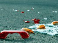 Пешеходец пострада при катастрофа