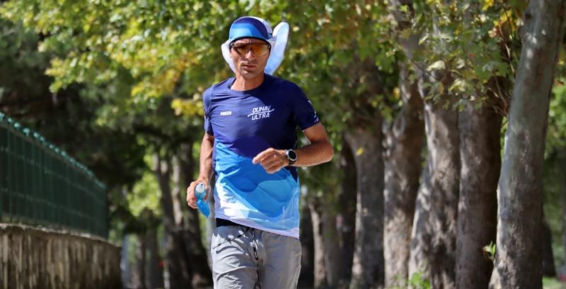 Изключителният Владимир Ставрев е на път да финализира пробега си по маршрута Дунав Ултра