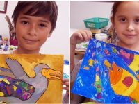 """Центърът за ЮНЕСКО във Франция удостои 53 деца от Артшкола """"Колорит"""" -Плевен с почетни сертификати"""
