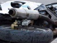 Двама пострадаха при катастрофа между мотор и автомобил в Плевен