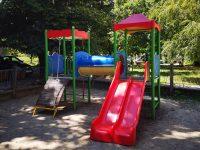 """Нова детска площадка радва малчуганите в ДГ """"Кокиче"""" – Плевен"""