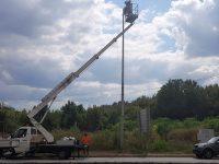 Започна цялостната реконструкция на уличното осветление на Плевен