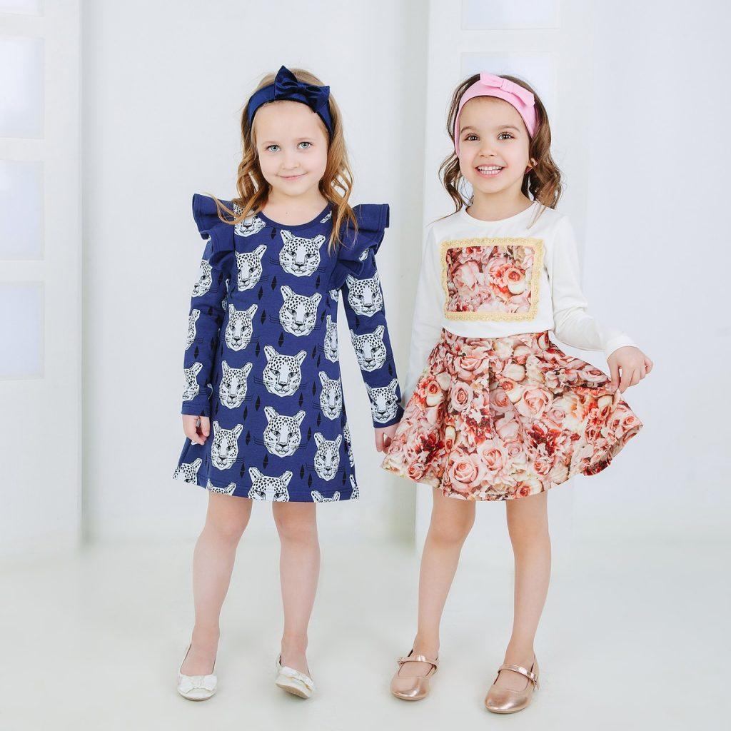 Съвети при избор на детски бални рокли