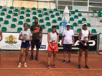 Роси Денчева и Елизара Янева втори на двойки на Държавното лично първенство по тенис на открито до 16 години