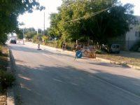 """Временно се спира движението по част от ул. """"Св. Климент Охридски"""" заради ремонтни дейности"""