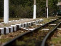Дизелов локомотив се запали в движение на жп прелеза на село Гривица