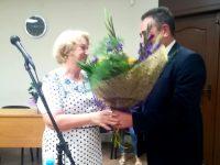 Общински съвет – Плевен с поздрав към доц. д-р Евгения Бързашка за рождения й ден