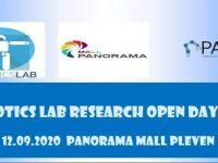 Тази събота Панорама мол и RoboticsLab – Pleven ви очакват на едно истинско робо събитие