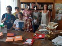 В Левски деца се научиха как да се грижат за книгите си