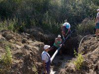 В село Трънчовица завърши подмяната на 430 м водопроводни тръби