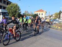 Над 40 ентусиасти се включиха във велопохода, организиран от Община Кнежа