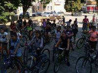 Над 40 деца се включиха във велопоход в Долни Дъбник