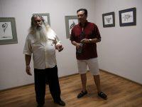 Певецът Васил Петров гостува с абстрактни композиции в АРТ център 3 – Творителница О'Писменехъ!