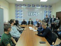 По инициатива на депутата Пламен Тачев се проведе среща с младежката структура на ГЕРБ