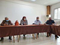 Пламен Тачев подкрепи читалищата в Плевен в битката им за справедливо финансиране