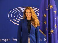 """""""С резолюцията си Европейският парламент сне доверие към управляващите и изрази подкрепата към българските граждани"""",  заяви Цветелина Пенкова пред Нова телевизия"""