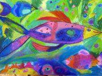 """Деца от Артшкола """"Колорит"""" – Плевен с награди от Международния конкурс за рисунка """"Аз обичам Черно море"""""""