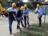 В Червен бряг стартира проект за реконструкцията на участък от вътрешната водопреносна мрежа
