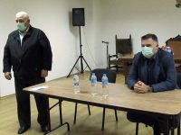 Областният координатор на ГЕРБ се срещна с общинската структура на партията в Долна Митрополия