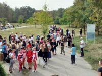 В истински спортен празник се превърна Световният ден на ходенето в Плевен