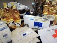 БЧК започна раздаването на хранителни пакети за нуждаещи се в Плевен