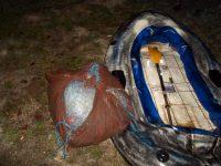 Спипаха бракониер да лови риба през нощта в язовир край Плевен