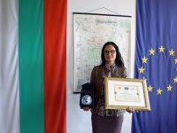 Община Левски е отличена с Етикет за иновации и добро управление на местно ниво