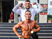 Плевенчанинът Любослав Иванов стана републикански шампион по бодибилдинг и фитнес