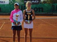 Роси Денчева – шампион на турнир от Тенис Европа до 14 г. в Бургас