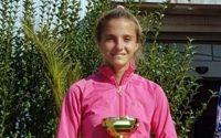 Плевенски финал на международен тенис турнир, Роси Денчева триумфира с титлата