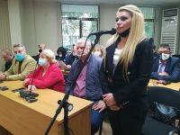 Новоизбраният кмет на кметство Бохот Бойка Пъшева положи клетва пред Общински съвет – Плевен