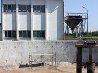 Напредва реконструкцията на обща пречиствателна станция за отпадъчни води по проекта за Водния цикъл
