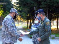 Специализанти от формированията на ВВС завършиха обучението си във ВВУБ – Долна Митрополия