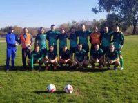 Младежи ГЕРБ – Плевен дариха футболни топки на отбори в областта