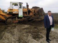 В Гулянци дадоха старт на проекта за рекултивация на старото общинско депо за отпадъци