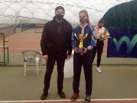 "Йоана Константинова е шампионка на турнира за световната ранглиста на ТК ""Барокко"