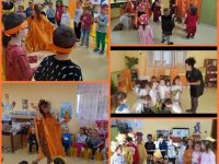 """Малчуганите от ДГ """"Калина"""" – Плевен посрещнаха Есента с песни и танци"""