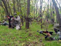 Със занятие по оцеляване завърши етап от обучението на кадети в авиационния Професионален сержантски колеж на ВВВУ