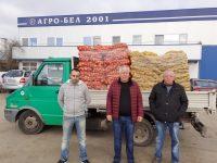 Семейства в нужда от община Гулянци получиха дарение в навечерието на празниците