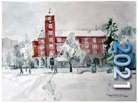 С авторска електронна картичка Община Плевен честити наближаващите светли празници